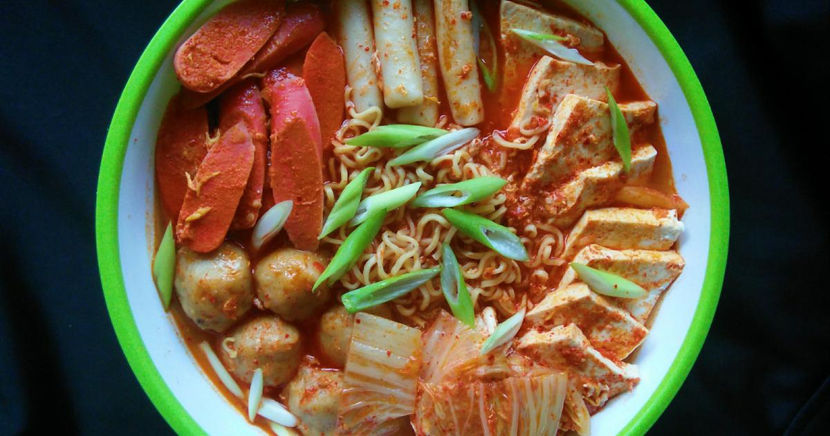 Resep Budae Jjigae Tips Membuat Topokki Oleh Rozalia Mayasari Resep Makanan Resep Masakan