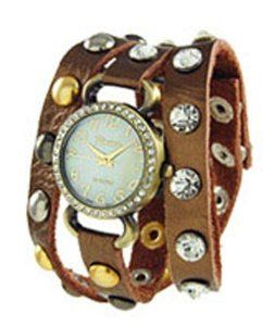 Just got one of these wrap watches...I must say....I really like it!