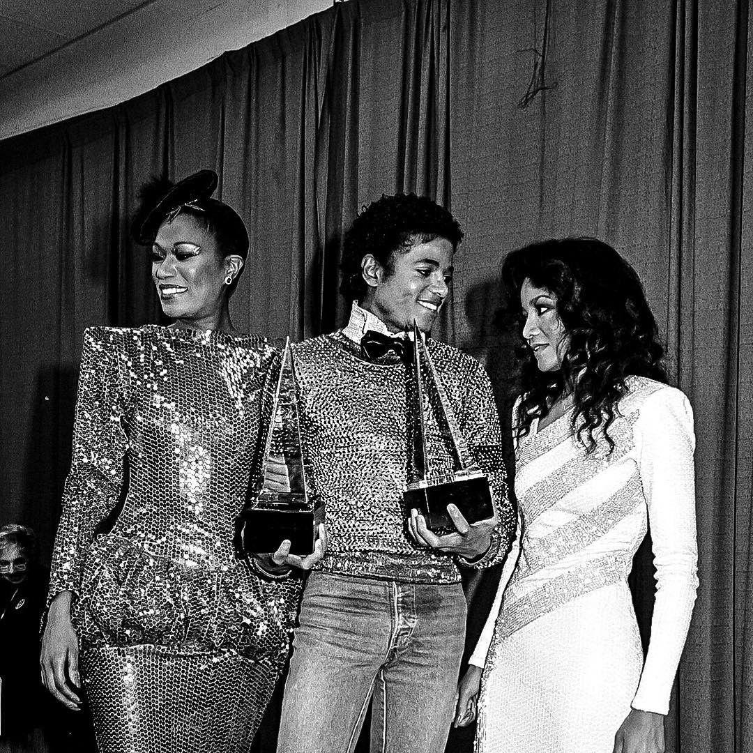 Michael and LaToya Jackson Michael jackson, Jackson