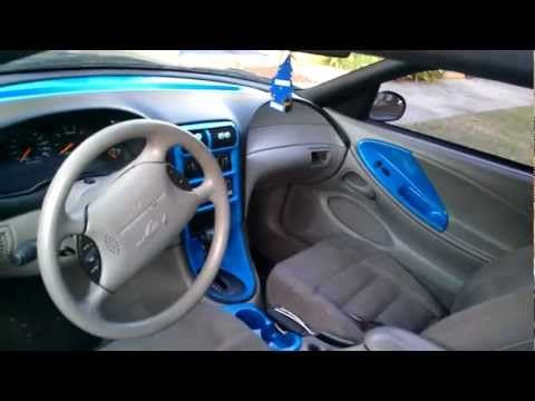 Mustang 2004 Interior Youtube Mustang Interior Steering Wheel