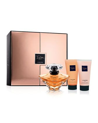 Limited Edition TRÈSOR Mothers Day Set  by Lancome at Bergdorf Goodman.