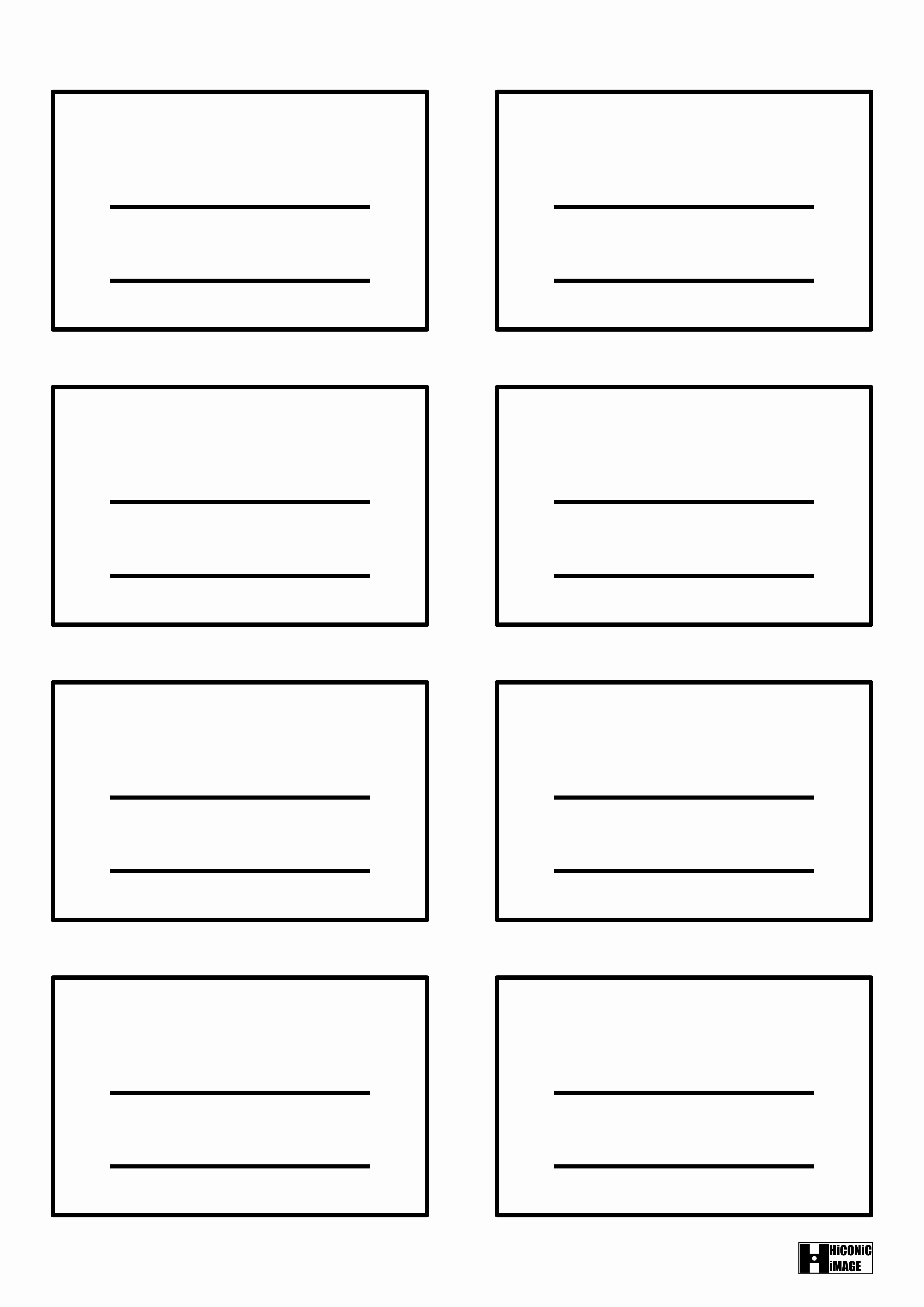 Word Flash Card Template Inspirational Flash Card Template Word Gallery Professional Report Business Card Template Word Note Card Template Blank Business Cards