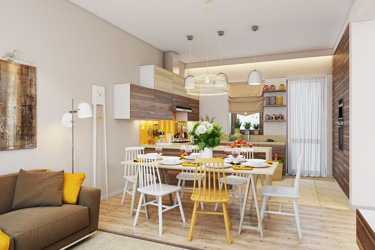 3 Types Of Gorgeous Dining Room Designs Combined With A Perfect Custom Scandinavian Dining Room Decorating Inspiration