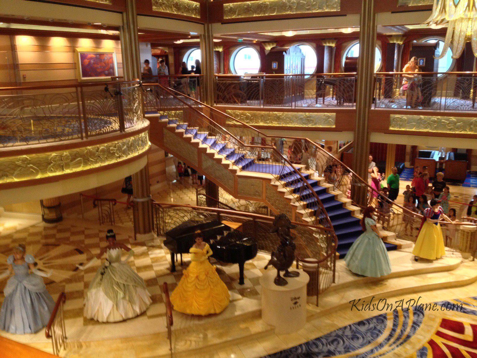 Photo Tour Of The Disney Dream Cruise Ship Cruises