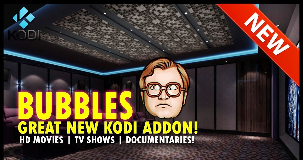 How to install Bubbles on Kodi 17TV Show and Movies