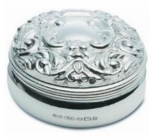 58b411262fde Silver Christening Gifts