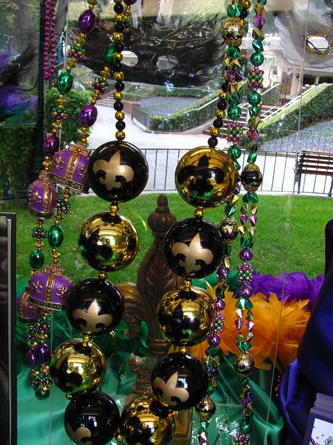 Beads (New Orleans Saints)