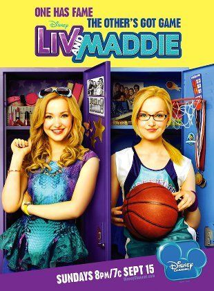 Liv And Maddie Season 2 Tv Show Poster Movies To Watch Pinterest