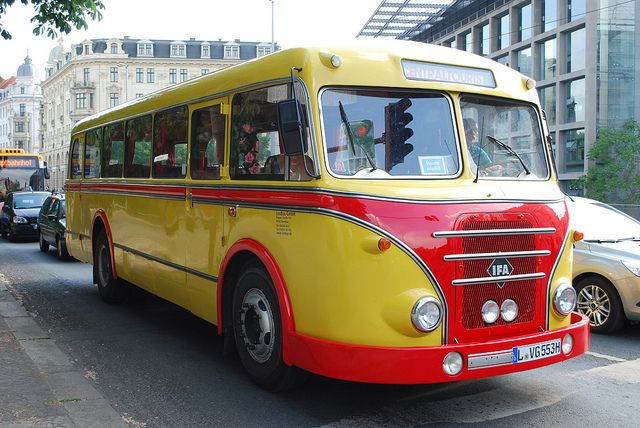 ifa bus leipzig 1956 buses pinterest busses bus coach and vehicles. Black Bedroom Furniture Sets. Home Design Ideas