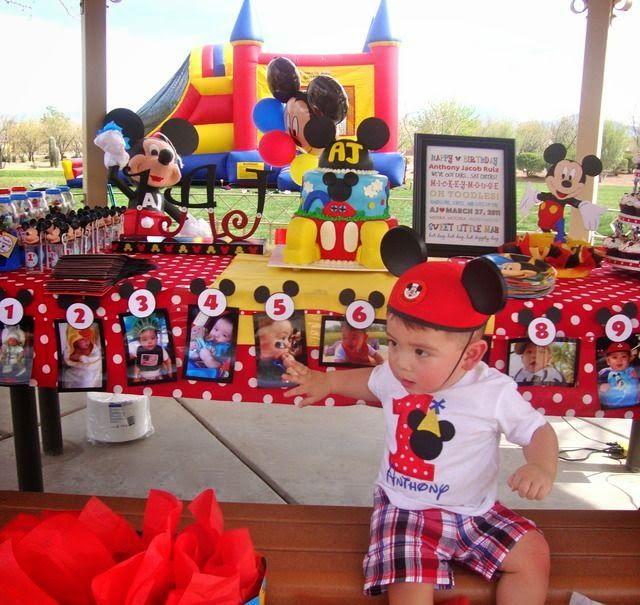 Imagenes de cumplea os de ni os de un a o buscar con - Decoracion cumpleanos bebe 1 ano ...
