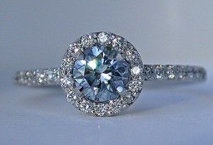 Advice On How To Take Care Of Your Jewelry In The Summer Blue Diamond Ring Jewelry Diamond