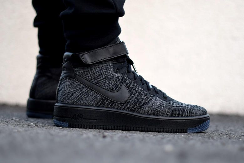 ultra flyknit air force
