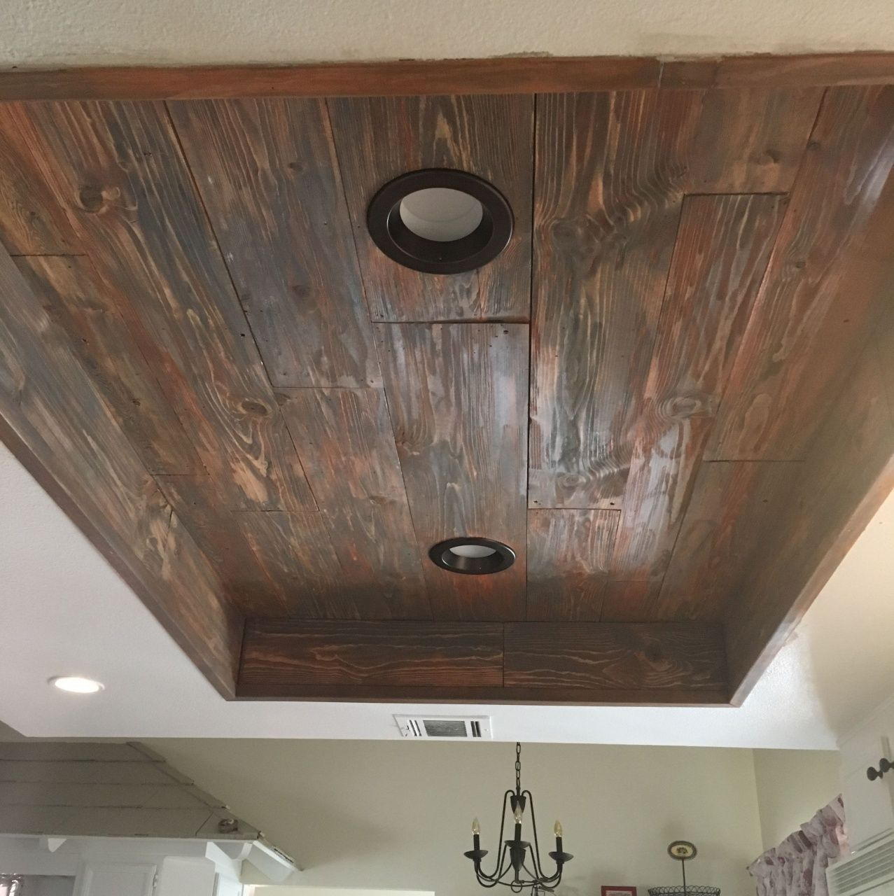 Ideas For Replacing Fluorescent Lighting Boxes Boxes Fluorescent Ideas Lighti Boxe Recessed Lighting Fixtures Recessed Ceiling Fluorescent Kitchen Lights