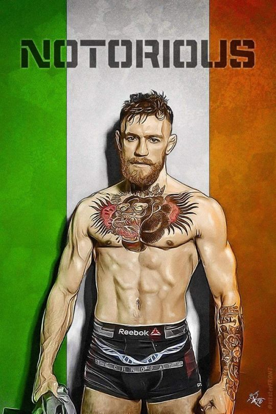 conor mcgregor ufc featherweight from ireland cool pinterest m nner tattoos training. Black Bedroom Furniture Sets. Home Design Ideas