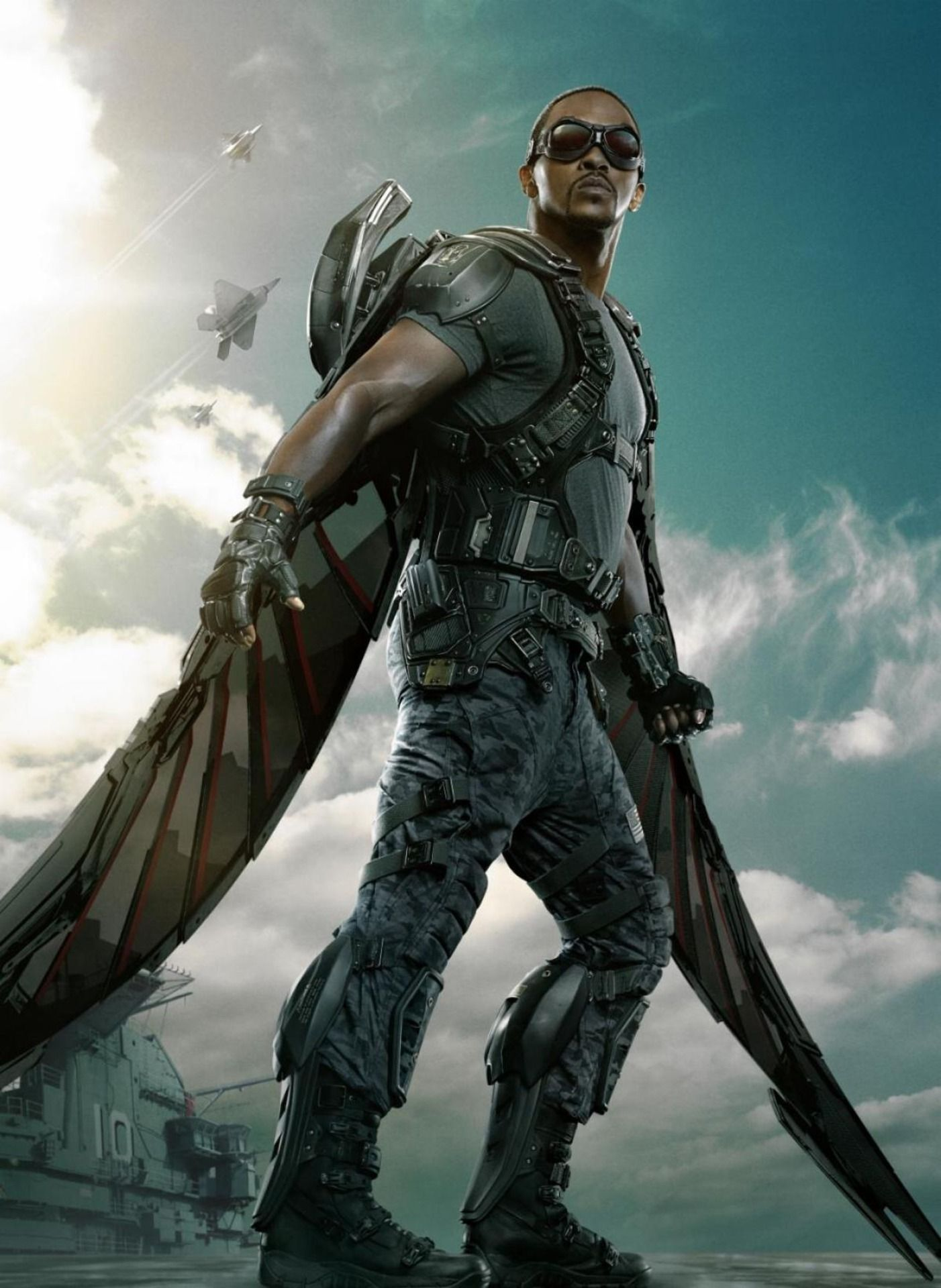 falcon mcu - Google Search | Fantasy | Marvel, Marvel ...
