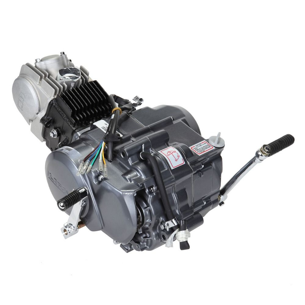 Shipping From Us 125cc 4 Stroke Atv Engine Motor Engine Pit Dirt 4 Up For Honda Crf50 Crf70 Xr50 Xr70 Ct70 St70 Lifan Motorcycle Motor Engine