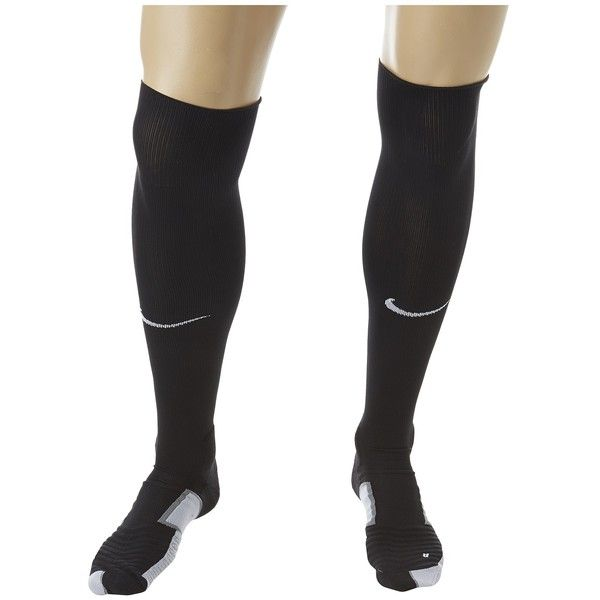 4facacabd Nike Elite Match Fit Soccer Over The Calf Knee High Socks (145 DKK) ❤ liked  on Polyvore featuring intimates
