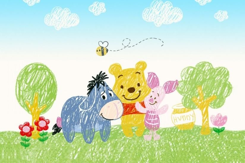Winnie The Pooh Wallpapers 10 Cute Winnie The Pooh Winnie The Pooh Pictures Bear Wallpaper