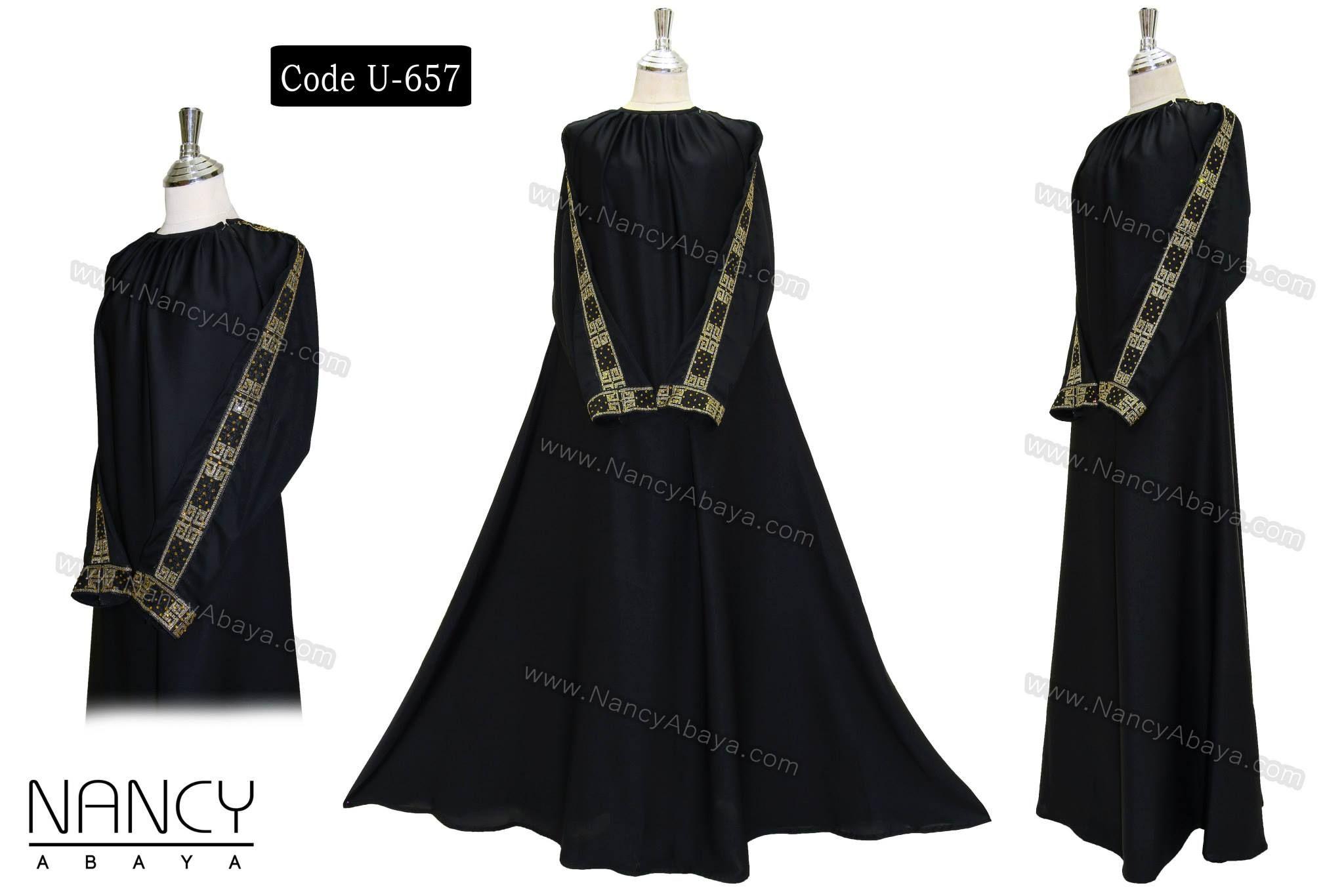 Abaya Code U 657 Available Sizes 52 Front Closed Umbrella Style 54 Front Closed Umbrella Style 56 Sold Abaya Fashion Umbrella Abaya Fashion
