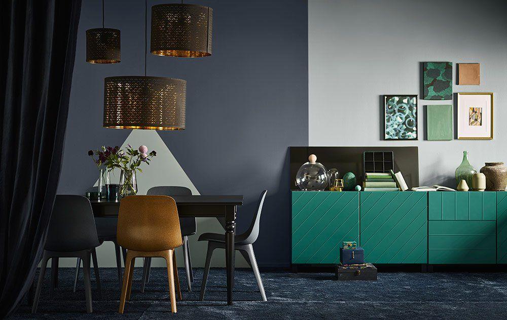 savoir marier les couleurs c 39 est facile mur salon. Black Bedroom Furniture Sets. Home Design Ideas