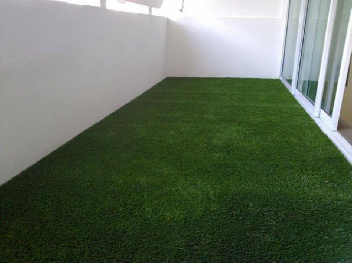 Astroturf balcony palmer improvements pinterest for Balcony artificial grass