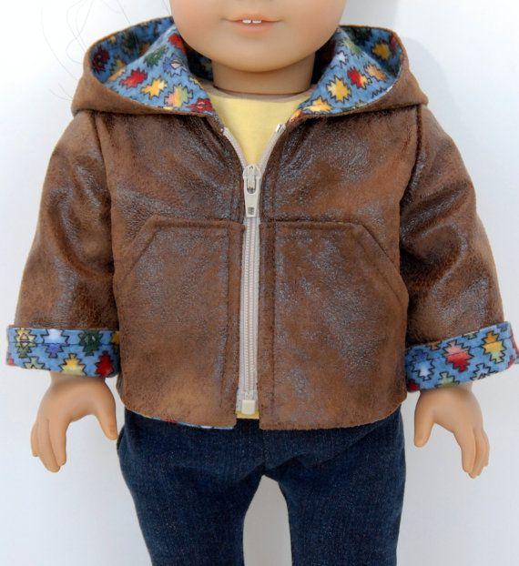 American Girl Doll Clothes 18 inch Doll by TwirlyDollDesign