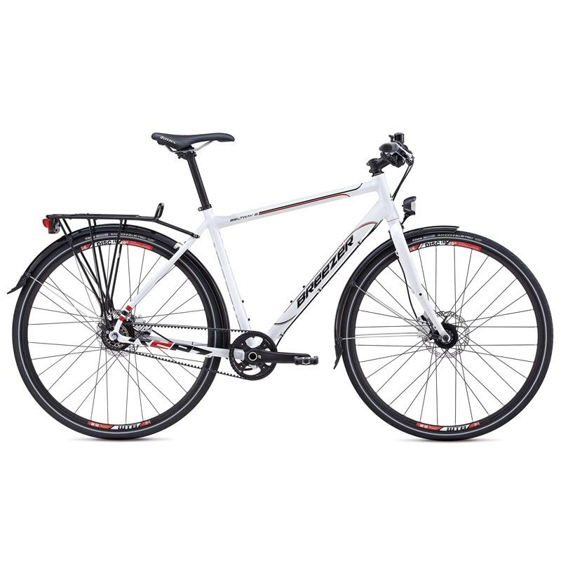 Breezer Beltway 8 Speed Commuter Bike 1499 Breezer Beltway 8