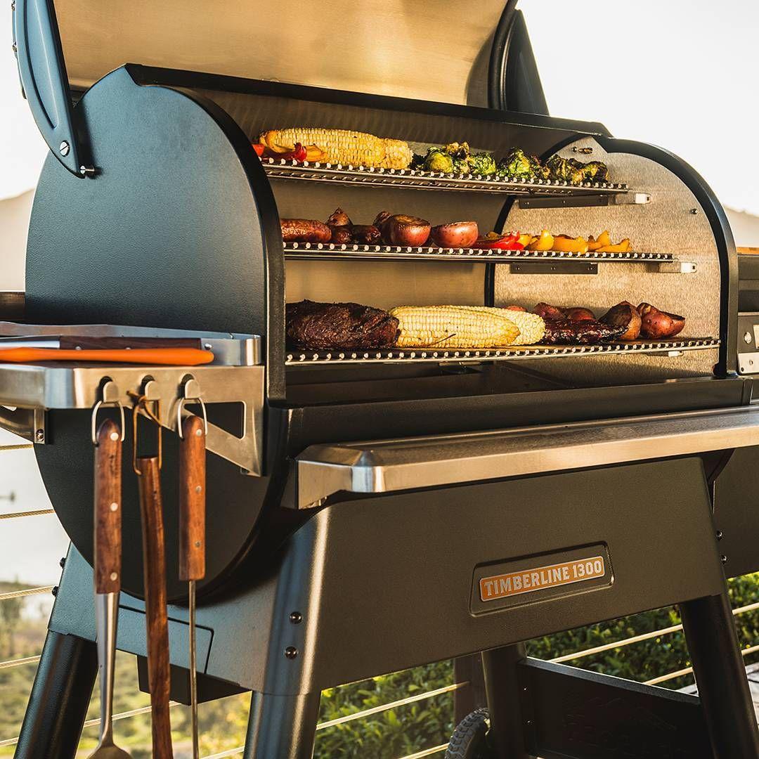 Timberline 1300 Pellet Grill in 2019 | Grills | Traeger