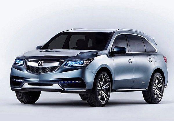 Best 7 Seater Luxury Suvs Everybody Wants Acura Mdx