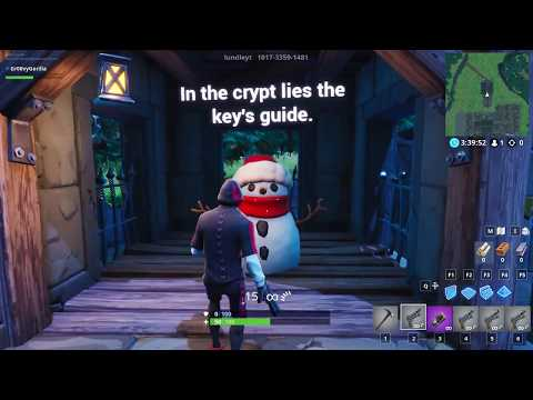 (2) THE QUEST CHAPTER 2 By Lundleyt Fortnite Creative