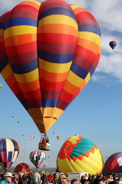 10 Things To See Do This Fall With Images Balloon Fiesta