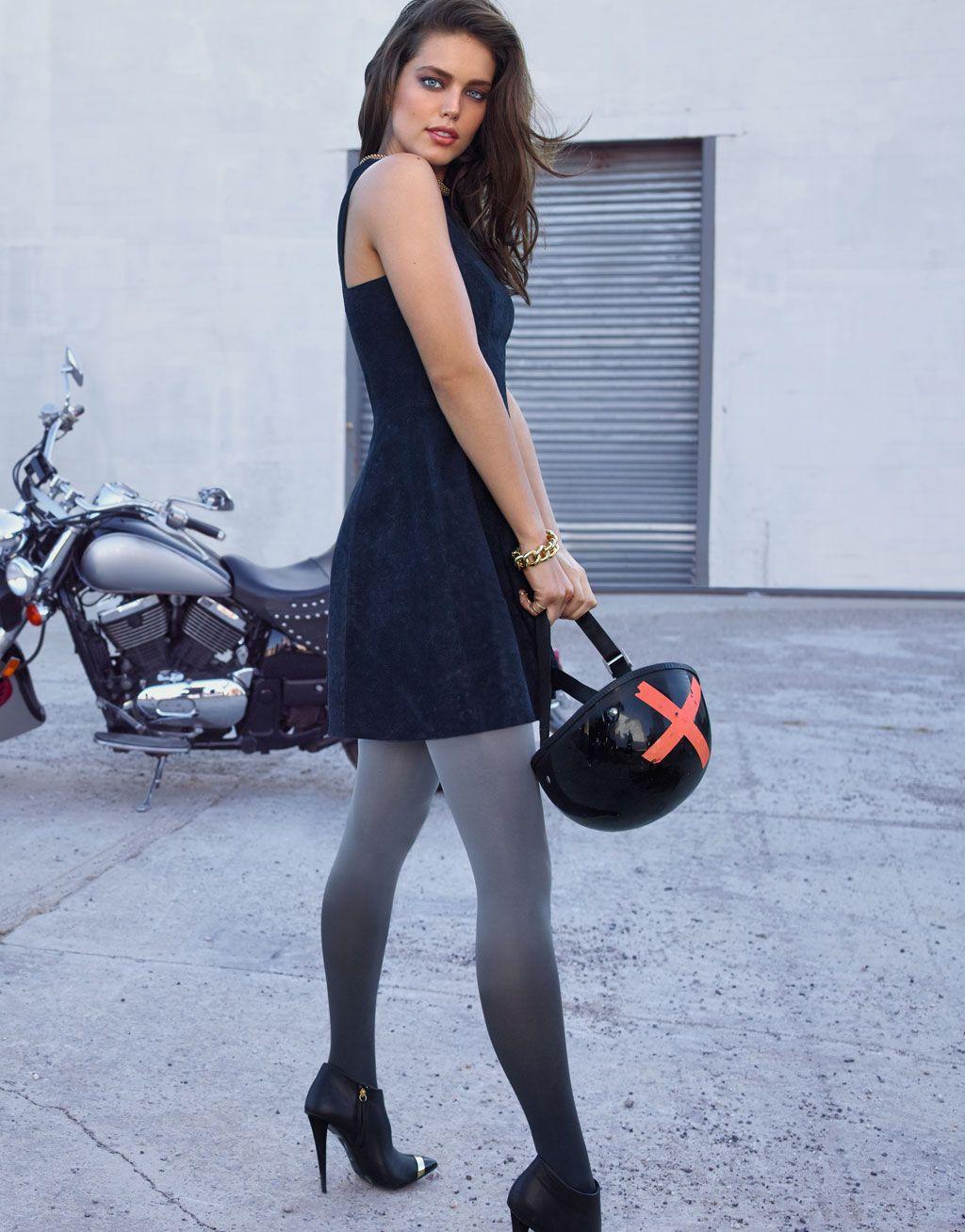 Emily DiDonato / Calze Donna, Collant e Leggings alla Moda - CALZEDONIA