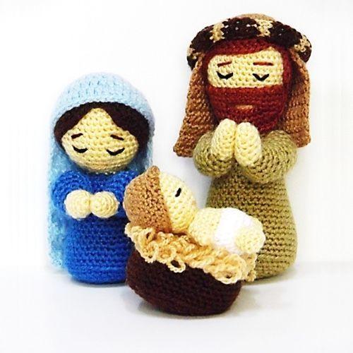 Patrones Nacimiento Amigurumi | Natividad | Pinterest | Amigurumi ...