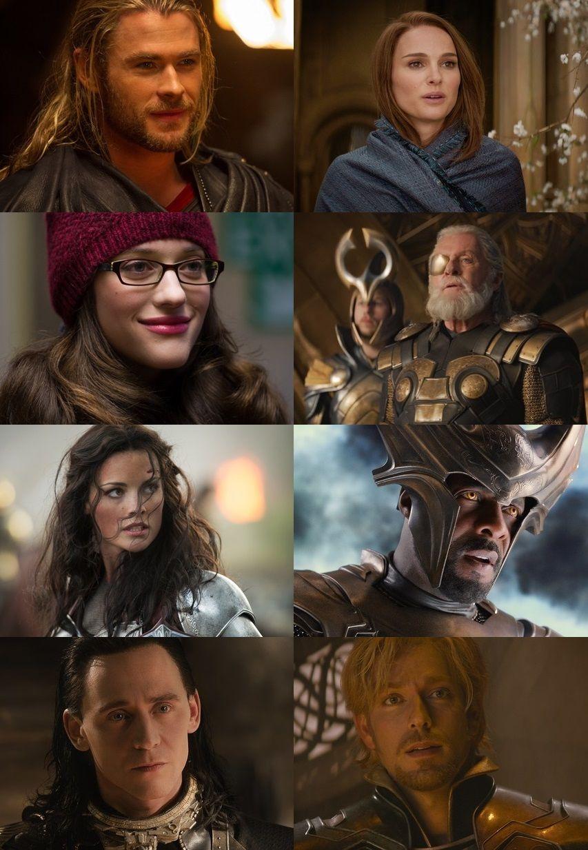 Photos of Thor: The Dark World