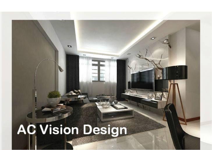 HDB 4 Room BTO Modern Contemporary Yishun