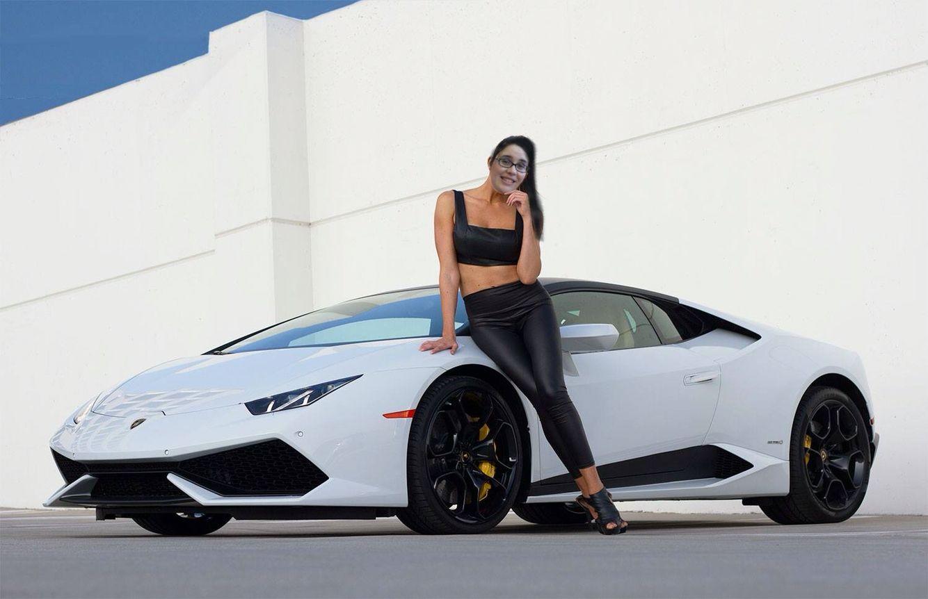 Jenny Lamborghini