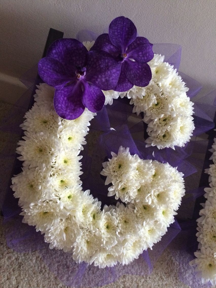 G for grandad floral tribute flowers arrangementdesignart g for grandad floral tribute izmirmasajfo Gallery