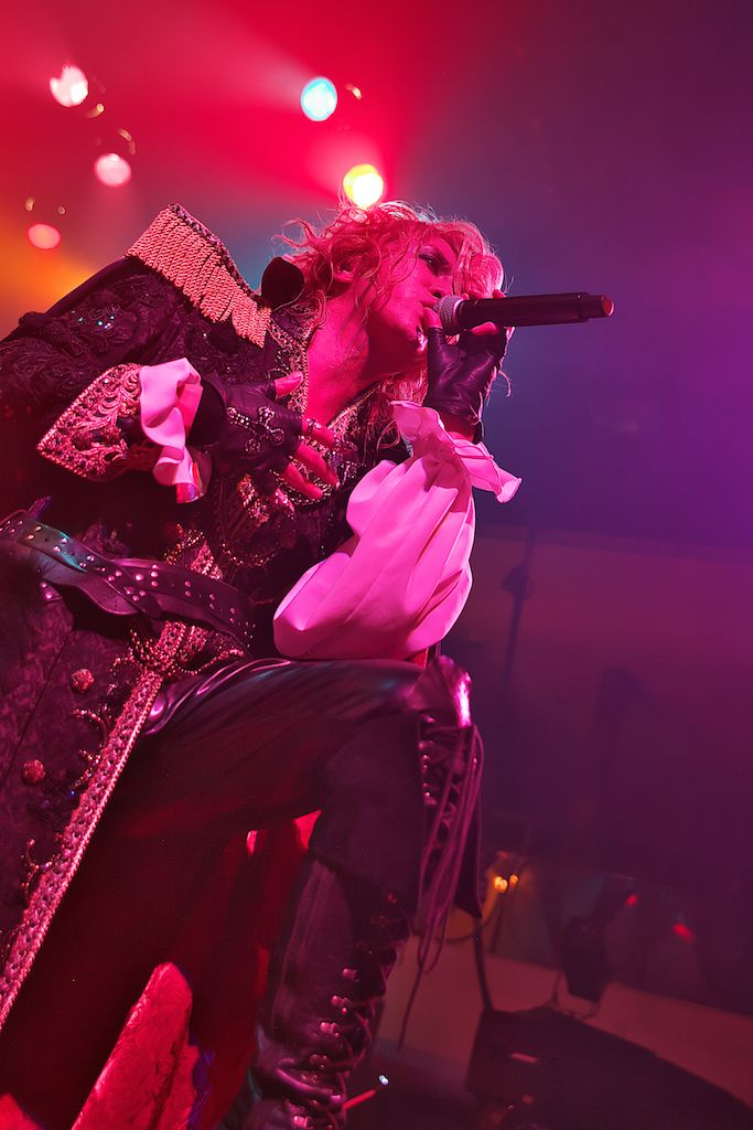 Kamijo - BeChoir Symphony of the Vampire - 2015