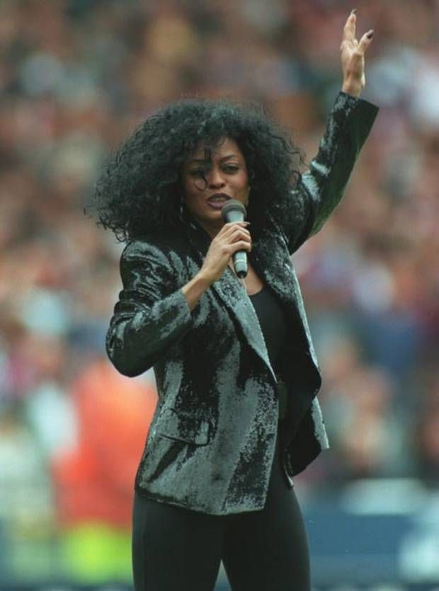 World Cup 2014 countdown: Diana ROSS and the opening ceremony of USA '94 - International - Football - The Independent