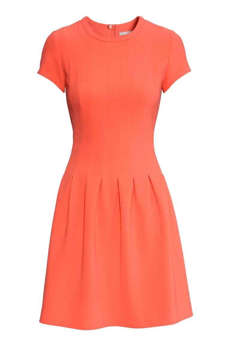 Plisované šaty | H&M