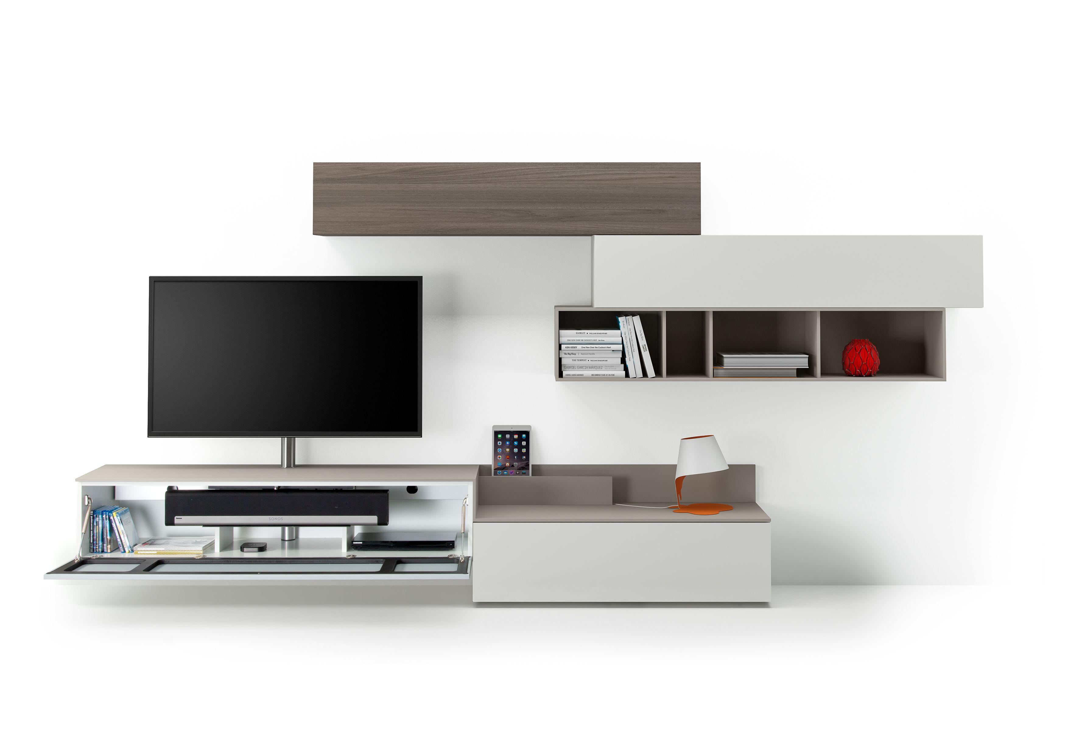 De next tv meubels zijn spannend innovatief en niet geheel