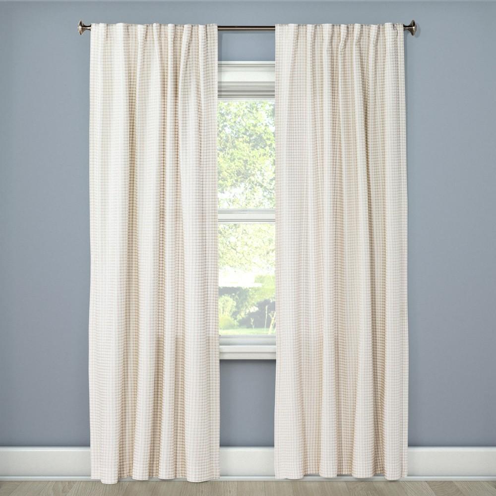 Light Filtering Curtain Panel Beachcomber 108 Threshold Panel