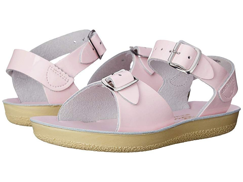 e45881dde665 Salt Water Sandal by Hoy Shoes Sun-San - Surfer (Toddler Little Kid)  (Shiney Pink) Girls Shoes. Surf the beach and boardwalk in comfortable  style all summer ...