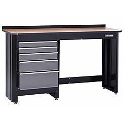 Sears Com Craftsman Workbench Garage Storage Cabinets Drawers