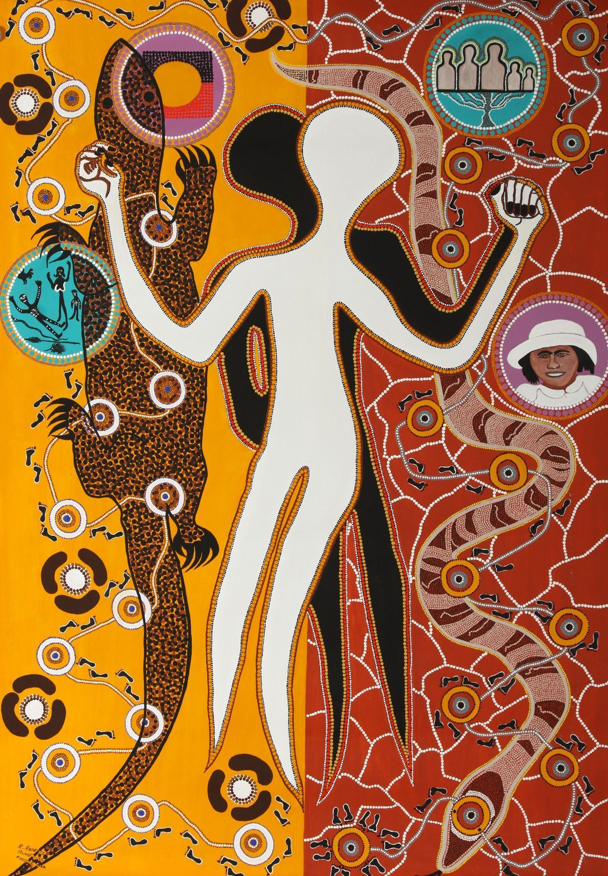 how to find aboriginal artists