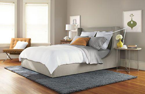 Charming Marlo Storage Bed   Beds   Bedroom   Room U0026 Board