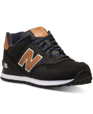macy's new balance mens shoes