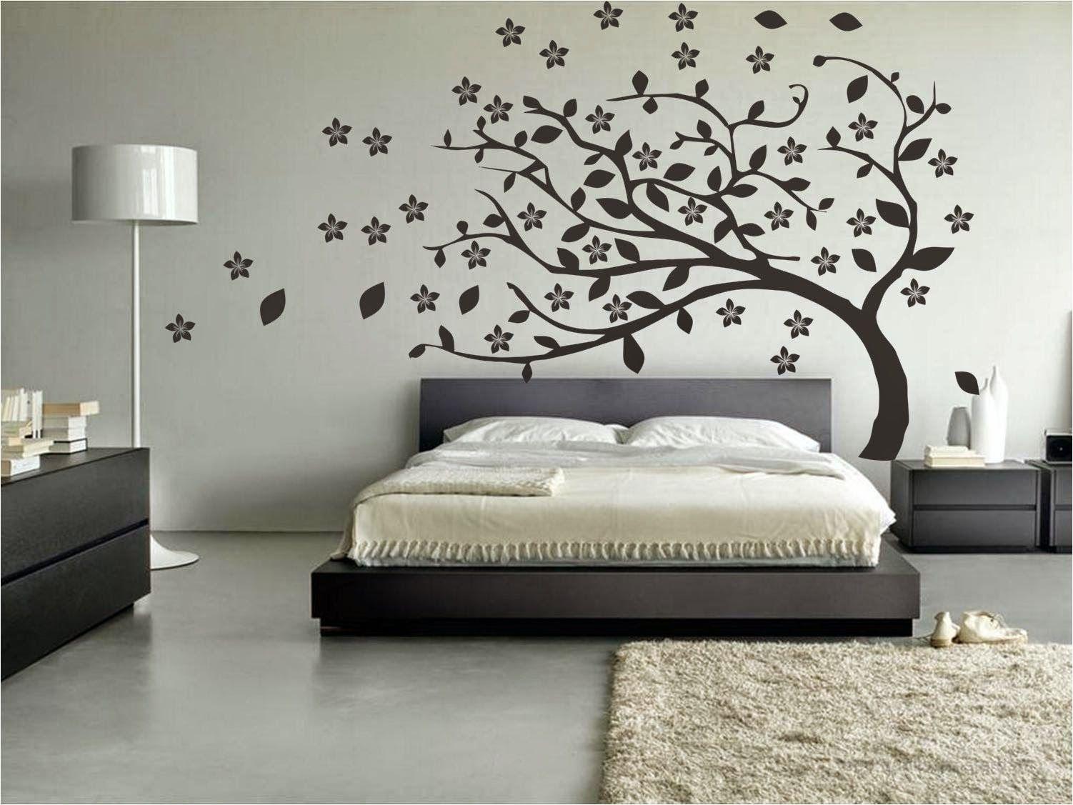 La Decoraci N Con Vinilos Interior Design Pinterest  ~ Murales Decorativos Para Habitaciones De Adultos