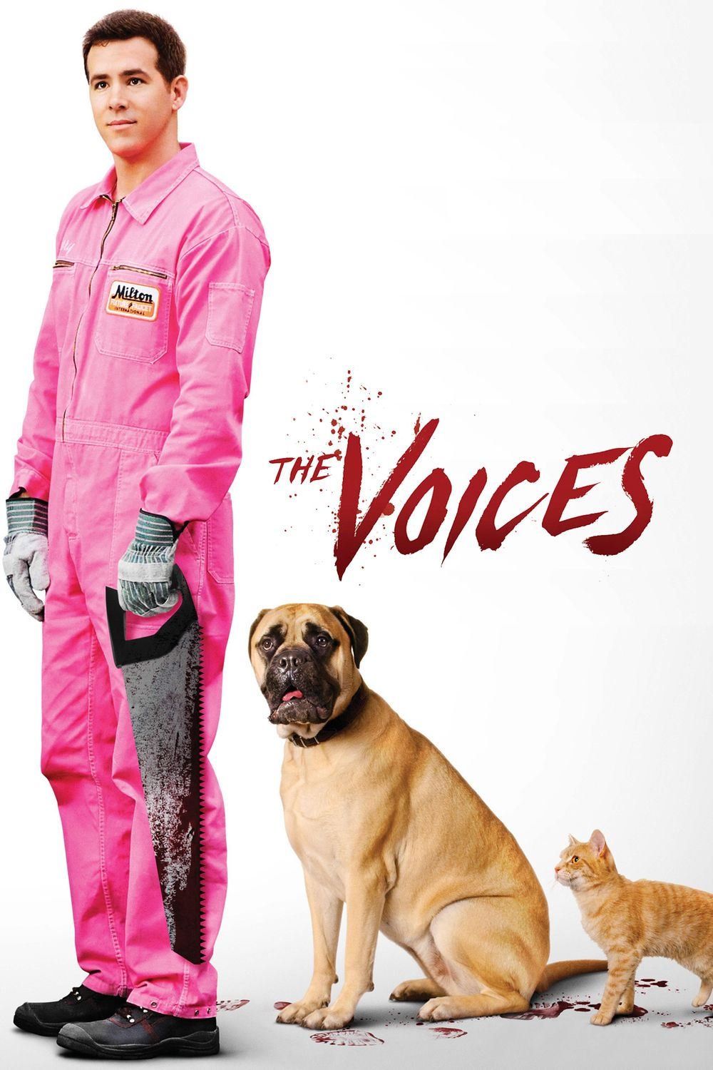 The Voices Full Movie. Click Image to watch The Voices (2015)