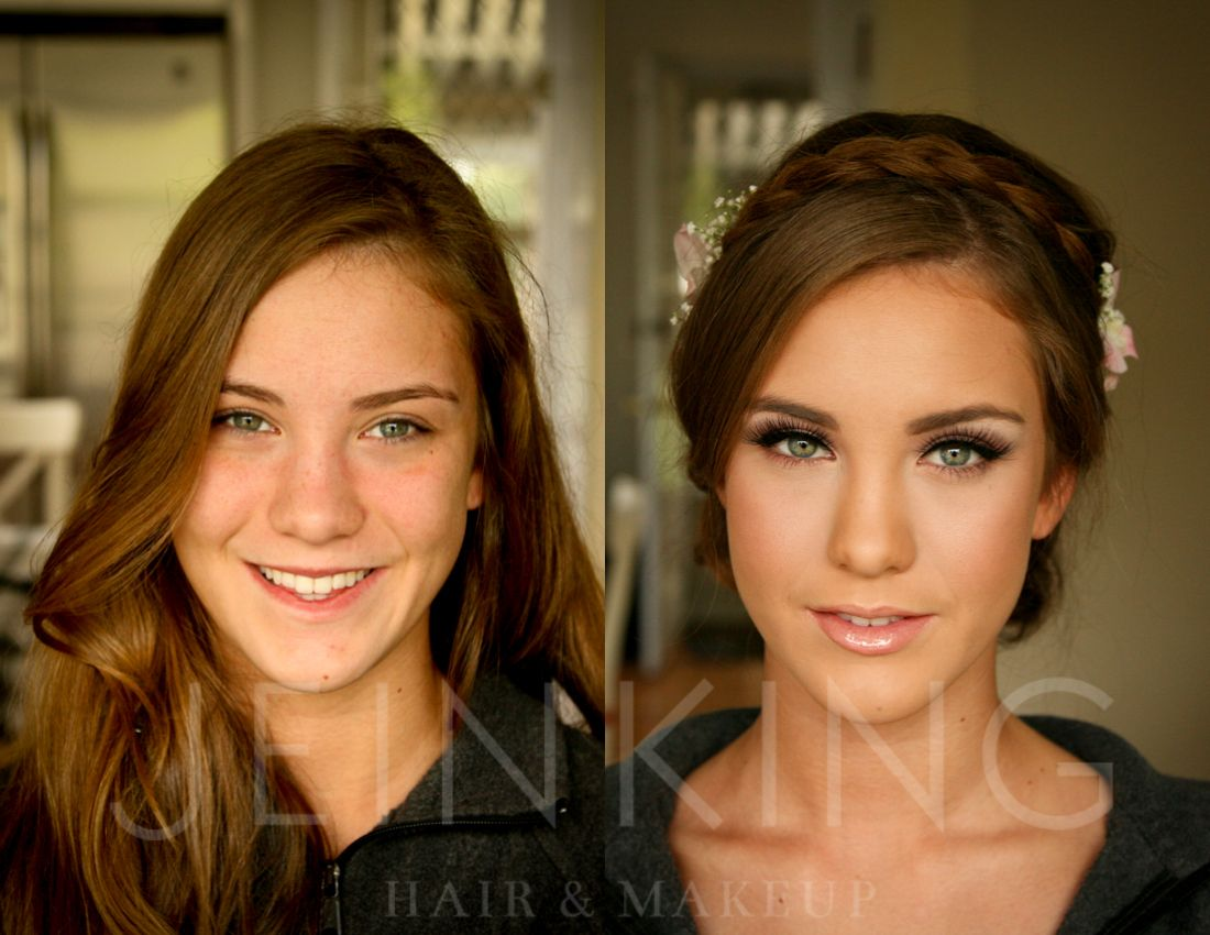 Before & After ‹ Portland Wedding Makeup Artist (With